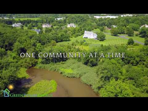 Enlightening one Community at a Time with Green Power Energy: Pennington, NJ