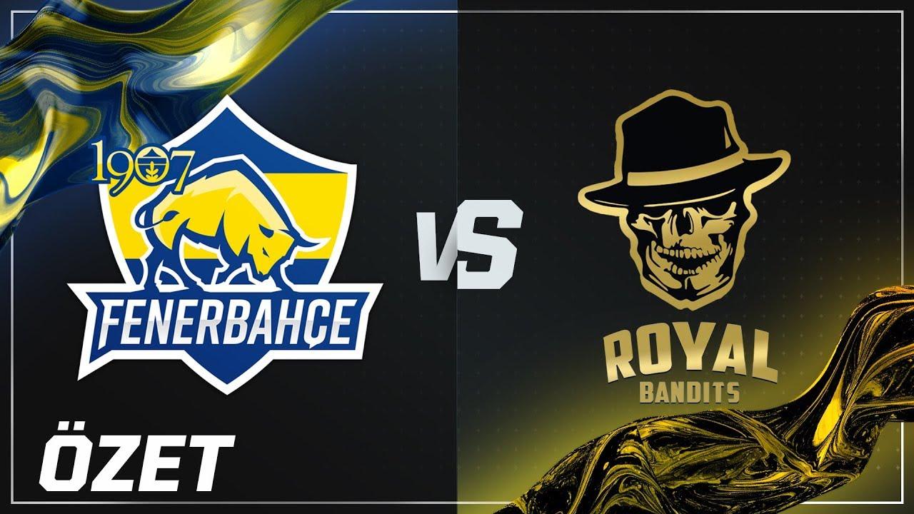 RBE vs FB Maç Özeti Videosu