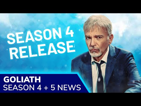 Download GOLIATH Season 4 Release Date, New Actors, Storyline Details Revealed. PLUS Season 5 News