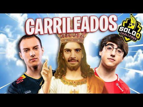 CARRILEO A PERKZ Y TH3ANTONIO EN UNA RANKED!!! | ElmiilloR