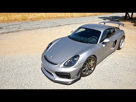 The Sharkwerks Porsche Cayman GT4 | A Vicious 911 Killer?!