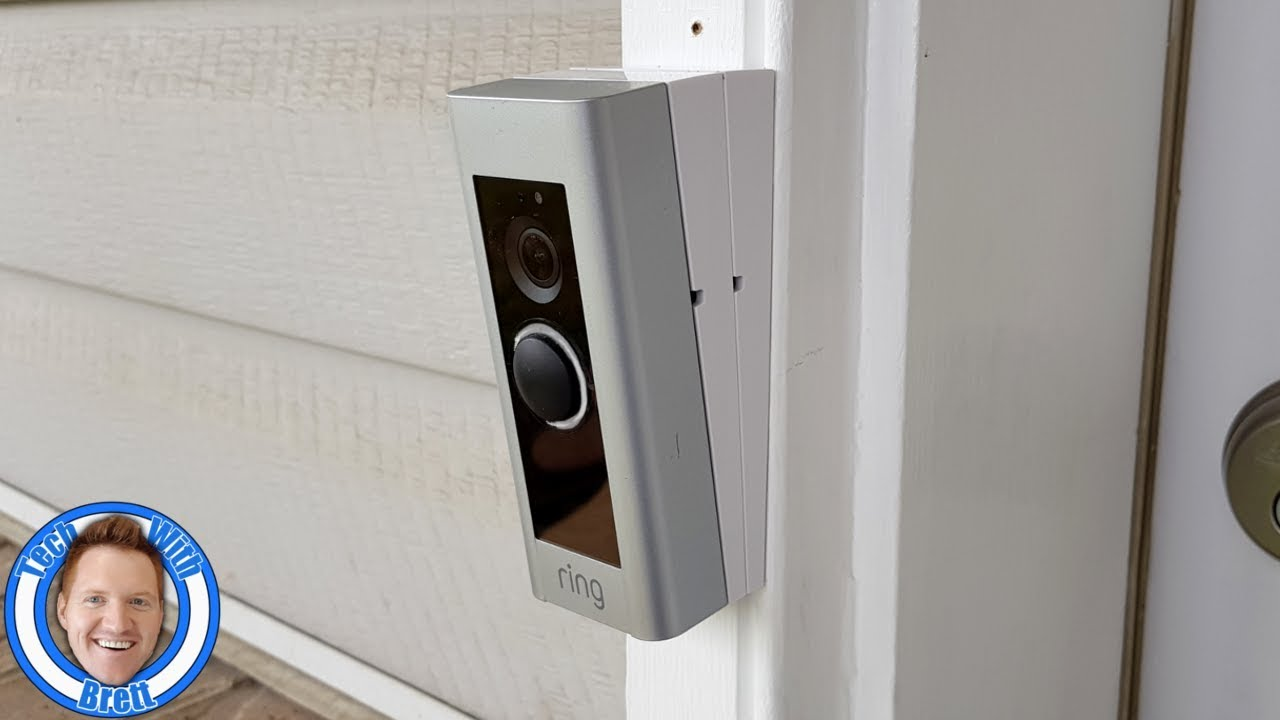 Kimilar Angle Wedge Mount Review For Ring Video Doorbell