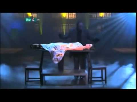 Download Levitating a Girl on a Floating Table