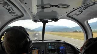 Landing in Heber