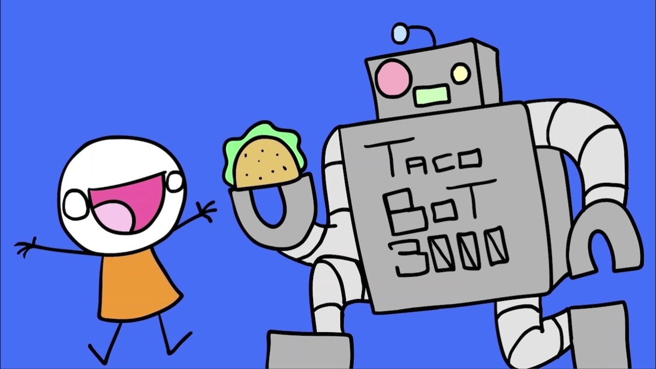 The Raining Tacos saga (so far) - Parry Gripp - Animation by BooneBum