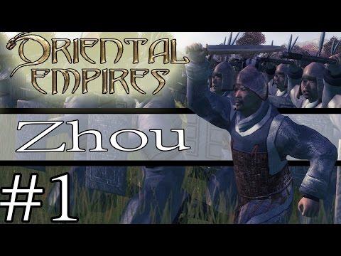 THE ZHOU EMPIRE! Oriental Empires - First Look - Zhou Gameplay #1