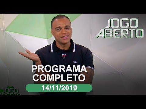 Jogo Aberto - 14/11/2019 - Programa completo