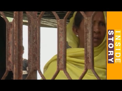 Why are Rohingya refugees stranded in no-man's land? - Inside story