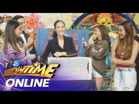 It's Showtime Online: Ritz Azul takes on Box-San Na 'Yan!
