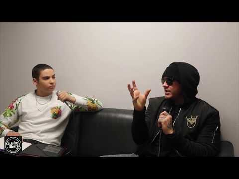 HOLLYWOOD UNDEAD Johnny 3 Tears Interview on The Cassius Morris Show