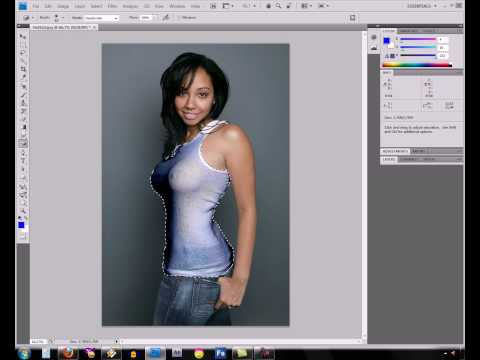 Photoshop x ray trick tutorial photoshop ccuart Image collections