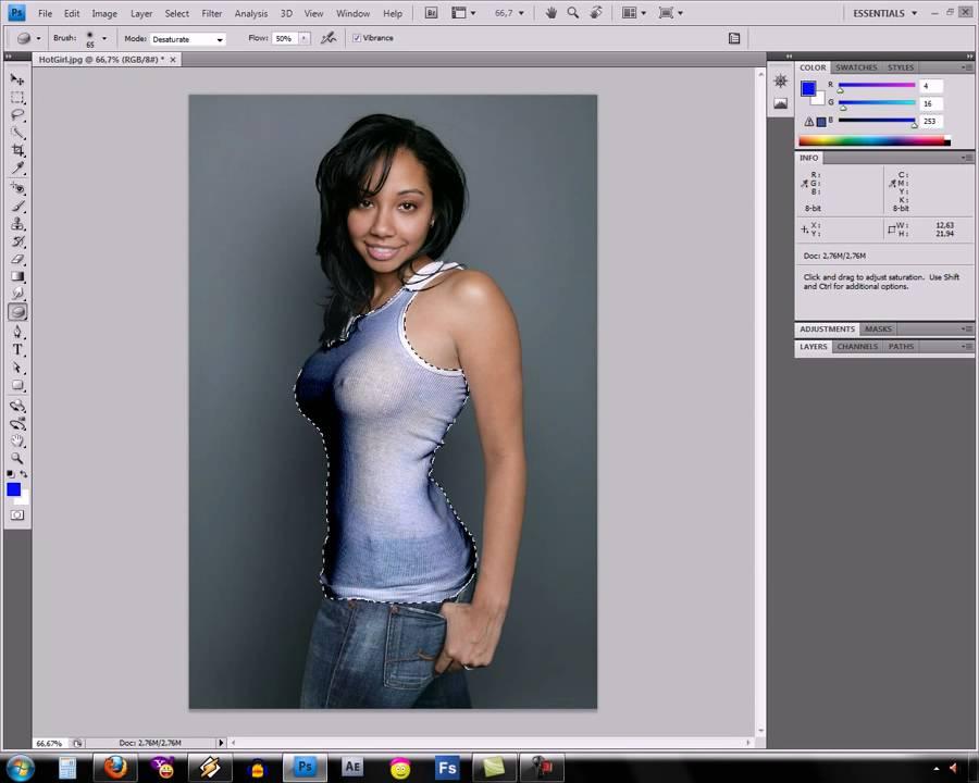 Tutorial Photoshop - `Raze X`