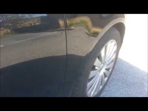 Car brakes make squeaking, whistling sound when applied VW Passat B6 1.9TDI