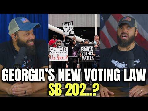 Georgia's New Voting Law SB 202