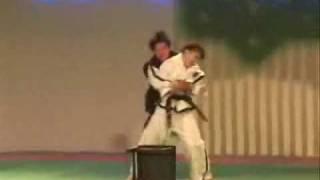 ITF Taekwon-Do Self Defence