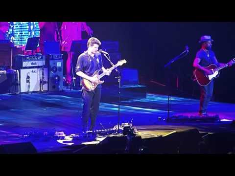 John Mayer - Slow Dancing In A Burning Room (Live at the O2 Arena London)