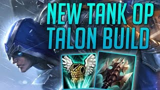NEW OP TANK TALON BUILD ! [ League of legends ]