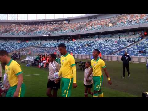 South Africa u/19 durban tournament against Sporting