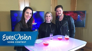 Norma John aus Finnland im Speed-Dating | Eurovision Song Contest | NDR