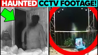 SUSPICIOUS PARANORMAL CCTV Videos FAKE GHOST Hunters Did NOT RECORD! 😱