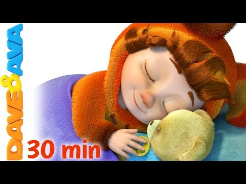 😴  Are You Sleeping Brother John | Nursery Rhyme Song for Kids | Educational Video for Children😴