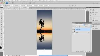 Video Tutorial Photoshop: crea un riflesso sull acqua