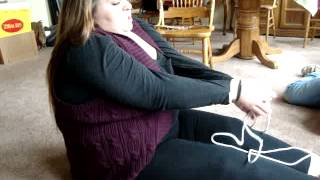 Fat Girl Tied Up