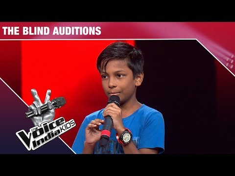 Yuvraj Verma Performs On O Rangrez | The Voice India Kids | Episode 7
