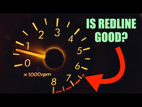 Is Redline Good For Your Car's Engine? Italian Tune Up