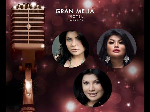 Gran Melia Jakarta New Year's Eve Gala Dinner 31 December 2014