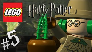 LEGO Harry Potter Years 1-4 Part 5 - Year 1 - Gardening with Magic
