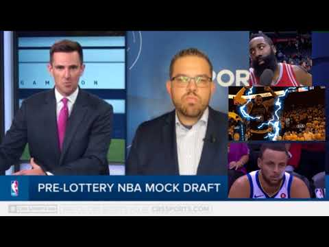 NBA Draft 2018 Mock Draft