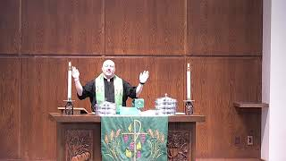 July 18 2021- Sunday 11:00 Worship Service with Pastor Steve Cauley