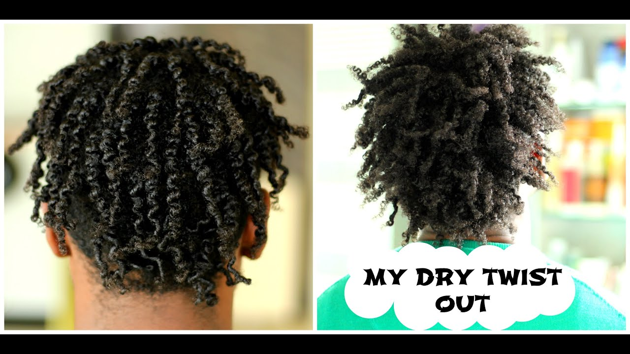 Men Hair: How To Do Dry Twist Out | Josiphia Rizado   YouTube