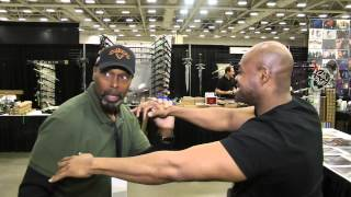 GOOL-JIT ZU - DEFENSIVE MOVES AGAINST ZOMBIE ATTACKS - WSC DALLAS -MARCH 14-15 2015 - Pt1 of 6