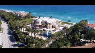 Play Vista Isle Estate - Previously $139M - 935 Hillsboro Miles -- Lifestyle Production Group