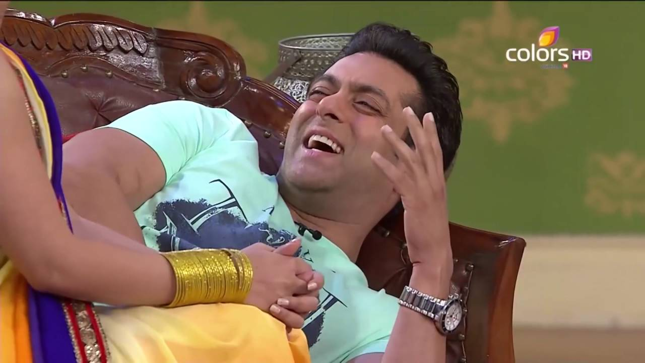 Download Comedy Nights With Kapil - Jai Ho Salman - 18th January 2014 - Full Episode (HD)