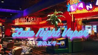 Late night Vaporwave
