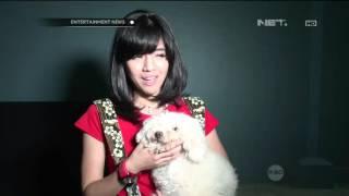 DJ Una Bercerita Tentang Anjing Kesayangannya
