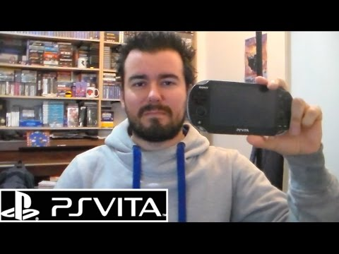 PLAYSTATION VITA - ¿Merece la pena por sus juegos? || PS Vita Español