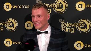 Winnaar Televizier Talent Award 2018: Kaj Gorgels