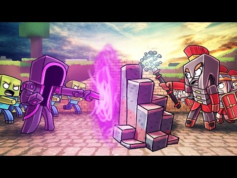 Rome The Last Hope - Protector of Rome! (Minecraft Animation)