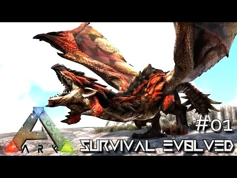 ARK: SURVIVAL EVOLVED - NEW ANNUNAKI GENESIS BEGINS !!! E01 (MODDED ARK EXTINCTION CORE)