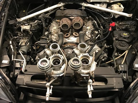 bmw-n63-turbo-oil-return-lines-&-cover-replacement