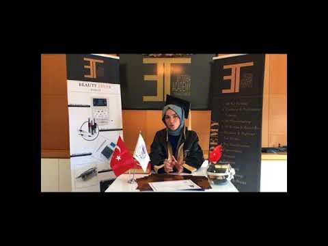 By Tugba Academy - Mezuniyet Konuşması - Gülcan Karaca
