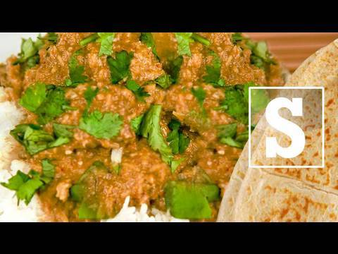 Lamb Curry Recipe Sorted Youtube
