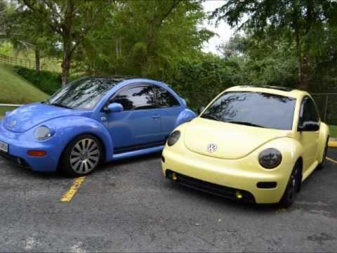 new beetle glx 1 8t 2000 black yellow youtube. Black Bedroom Furniture Sets. Home Design Ideas