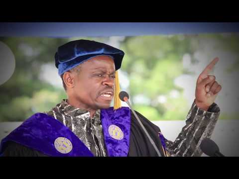 Prof. PLO Lumumba  Address to the 35th Graduation Ceremony at UEAB