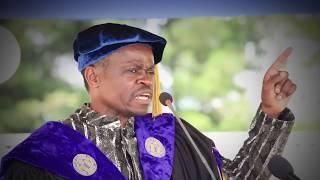 Prof. PLO Lumumba  Address to the 35th Graduation Ceremony at UEAB