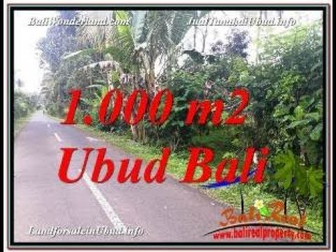 Beautiful PROPERTY LAND SALE IN Ubud Tegalalang TJUB614